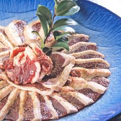 【真鴨鍋プラン】◆1日3組冬限定◆知る人ぞ知る冬の美味!旨みたっぷり♪双葉荘の鴨鍋(スタンダード)