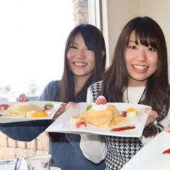 【ケーキいい顔グランプリ】 パシャッと1枚♪『幸せスウィーツ温泉旅』 選んでニッコリ笑顔のひと時を☆