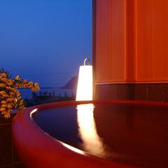 【1日3組限定】 ◆日本海一望お約束◆ 展望風呂付特別室