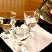 越後の日本酒とゆめやの旬菜料理の出会い(マリアーシ゛ュ)〜若旦那オススメの日本酒をお支度します〜