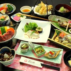 【竹-Take】美味しい香りとともに…和牛をアツアツ陶板で♪〜のんびり癒し旅〜【現金特価】