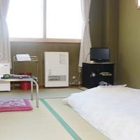 【6帖和室】バス・トイレ共用