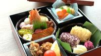 【室数限定】夕食はお部屋で日本料理「花むさし」の一段重♪夕食&朝食付きプラン