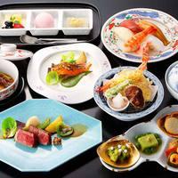 満喫ステイ【日本料理ディナー付きプラン】1泊夕朝食+スパ付