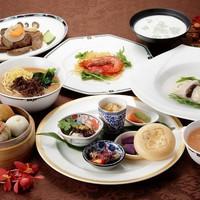 【至福ステイ・口福コース】中国料理「彩雲」ディナー付プラン<夕朝食+スパ付>