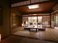 1階和室■松の間・桜の間<2組限定>専用庭付き