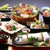 しまねのご馳走 〜春の会席料理を楽しむ〜 ★特選料理★