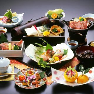 【美肌県しまねの地酒・県産米プレゼント】2食付きプラン