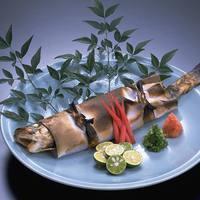 松江の郷土料理を楽しむ♪ すずきの奉書焼き会席プラン