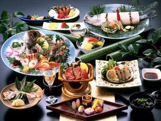しまねのご馳走♪ 〜夏の会席料理を楽しむ〜 ☆特選料理☆