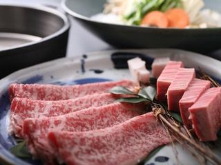 お肉大好き♪ ★島根和牛づくし会席プラン★