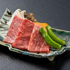 A5最上級「にいがた和牛」VS高級魚のどぐろ1本焼!