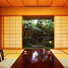 ■自家源泉かけ流し■露天風呂付き客室【特富士】禁煙