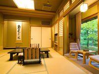 露天風呂付客室『柊』禁煙室 和室10畳