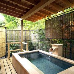 天然温泉 露天風呂付き和室10畳