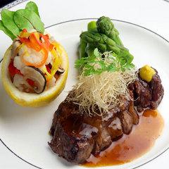 【和牛ヒレステーキ付】お肉料理も召しあがりたい方の為にご用意致しました♪夕食はお部屋にて