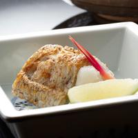 新館【旬の冬にしゃぶしゃぶ、炙り寿司、塩焼で堪能】〜のどぐろ懐石〜