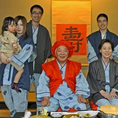 本館【慶事懐石】お祝い膳プラン 〜大切な記念日に〜