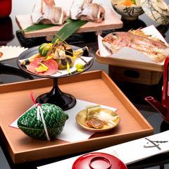 新館【慶事懐石】お祝い膳プラン 〜大切な記念日に〜