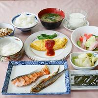 【春夏秋】栄養満点の手作り和食で朝から元気!/朝食付プラン