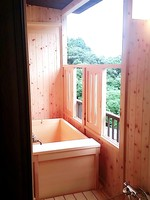 2017年7月リニューアルOPEN♪檜温泉露天風呂付客室