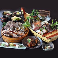 """鳥羽""""祝い魚プラン""""伊勢海老、鮑を食す♪還暦、喜寿、米寿・・・ のお祝い!出産♪快気祝いにも"""