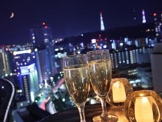恋する2人のカップルプラン〜特別な夜に〜<朝食付>