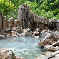 【GW限定「朝食のみ」プラン】<周辺観光を楽しむ方に>北海道最大級200坪の大露天風呂を体験しよう