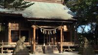 【御朱印帳】勝浦のパワースポット「遠見岬神社」の御朱印帳とおみくじ付きプラン♪《バイキング》