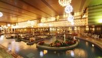【鴨川シーワールド】人気テーマパーク「鴨川シーワールド」入園券付プラン!夕食は全60種のバイキング♪