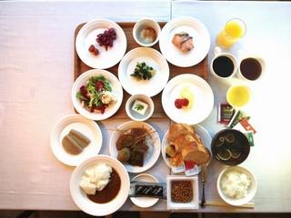 軽食朝食バイキング≪しぞーかおでん食べれる!!≫プラン