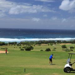 【ゴルフプラン】全ホールから海が見えるシギラベイカントリークラブ1R付 朝食付き