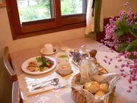 ☆☆手作りパンの朝食付きプラン☆☆1泊朝食付(夕食なし) 1室2〜3名様まで。