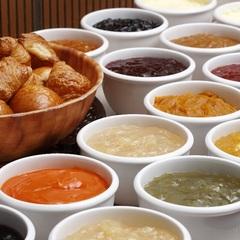 【1泊朝食】ビジネスも観光も〜手軽にお泊り温泉♪朝食は人気の十数種のジャムと焼き立てパンが大好評♪