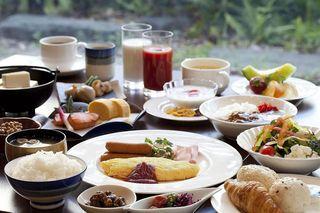 【SAVER BREAKFAST】 朝食付きシンプルステイプラン
