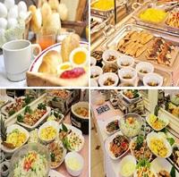 【研修プラン】2連泊以上 朝食バイキング付(通常800円が研修応援価格の600円でご提供)