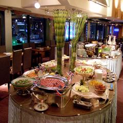 【期間限定】◆年末特別◆ディナーバイキング&朝食付