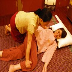 「世界で一番気持ちいいマッサージ」極上の癒し!タイ古式120分 朝食付