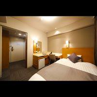 【室数限定】<喫煙セミダブル>◆シモンズ社製ベッド