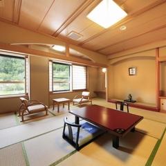 新万葉館・標準室【shinmanyo】(和室10畳)