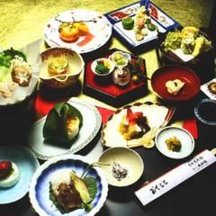 【竹】奥越前の老舗料亭で会席料理を味わう。伝統と今を感じる口福のひととき