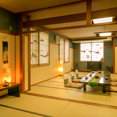 ◆<喫煙>大部屋和室【24畳】