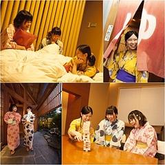 【たまゆららん♪おかやま旅】温泉×美容×旬の食材☆うれしい特典付き!17の湯と会席料理を堪能♪