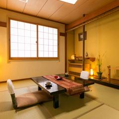 【お得に泊まりたい方に】おまかせ和室【6畳〜】