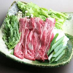 ■お食事グレードアップ(夕朝食付)■人気NO.1プラン!ヘルシーな信州牛をお鍋で味わう
