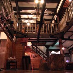 【2食付プラン】嵯峨塩鉱泉に浸り、味覚で楽しむ四季・山家会席を味わう