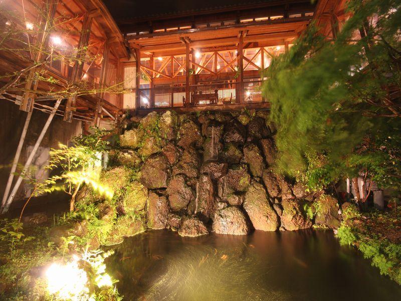 阿蘇白水温泉 瑠璃 image