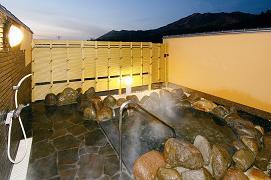 【良泉を気兼ねなく堪能♪】露天風呂付和室10畳