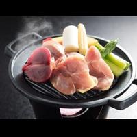 本物の地鶏の美味しさは一度食べたら忘れられない!★会津地鶏の鉄板焼き★
