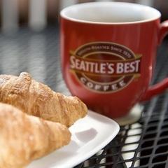 【サンドイッチ付】◆シアトルベストコーヒーのサンドウィッチorホットドッグセット付プラン◆